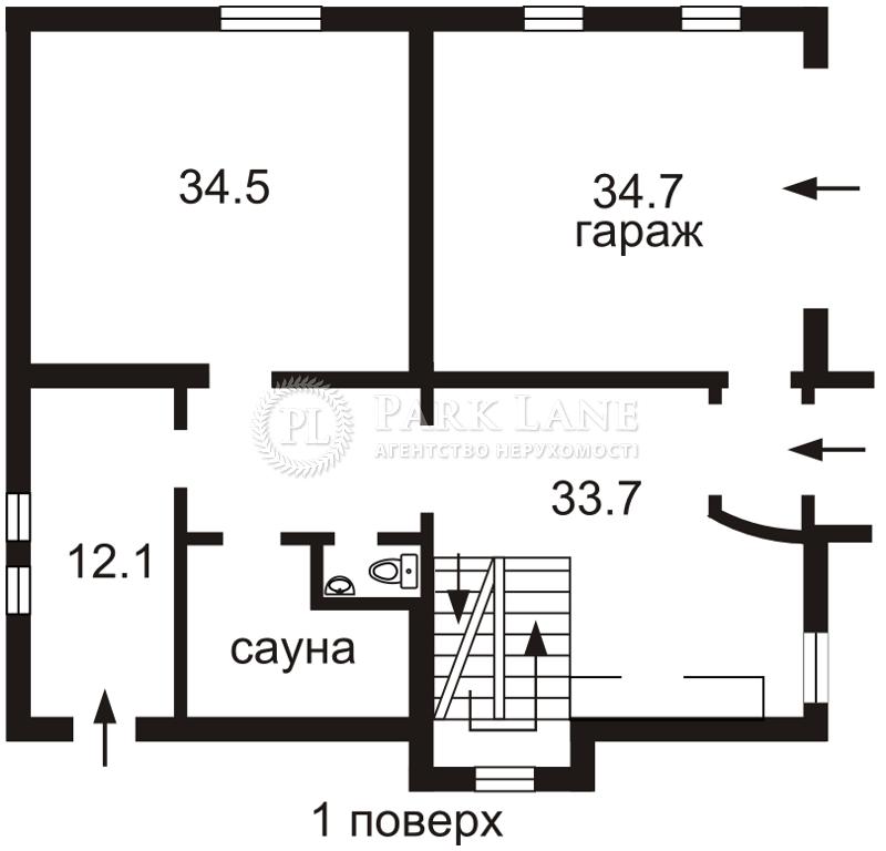 Дом ул. Красная, Киев, Z-717975 - Фото 2