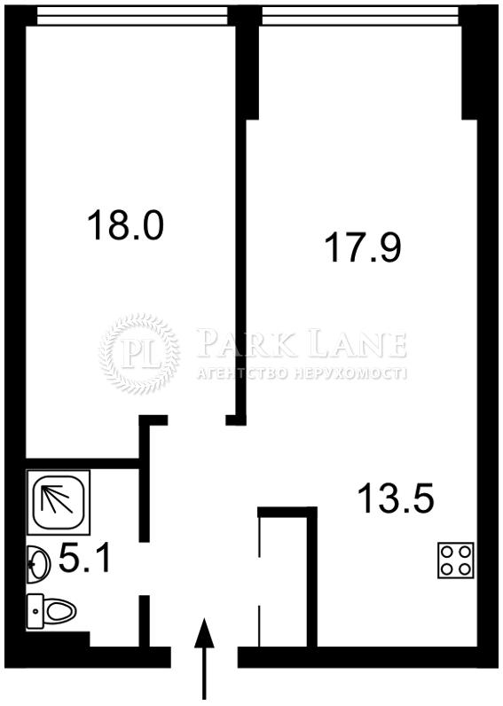 Квартира ул. Предславинская, 53, Киев, I-29419 - Фото 2