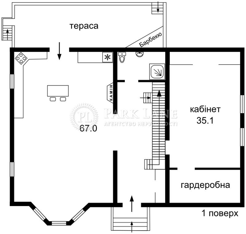 Будинок Козин (Конча-Заспа), Z-468545 - Фото 3