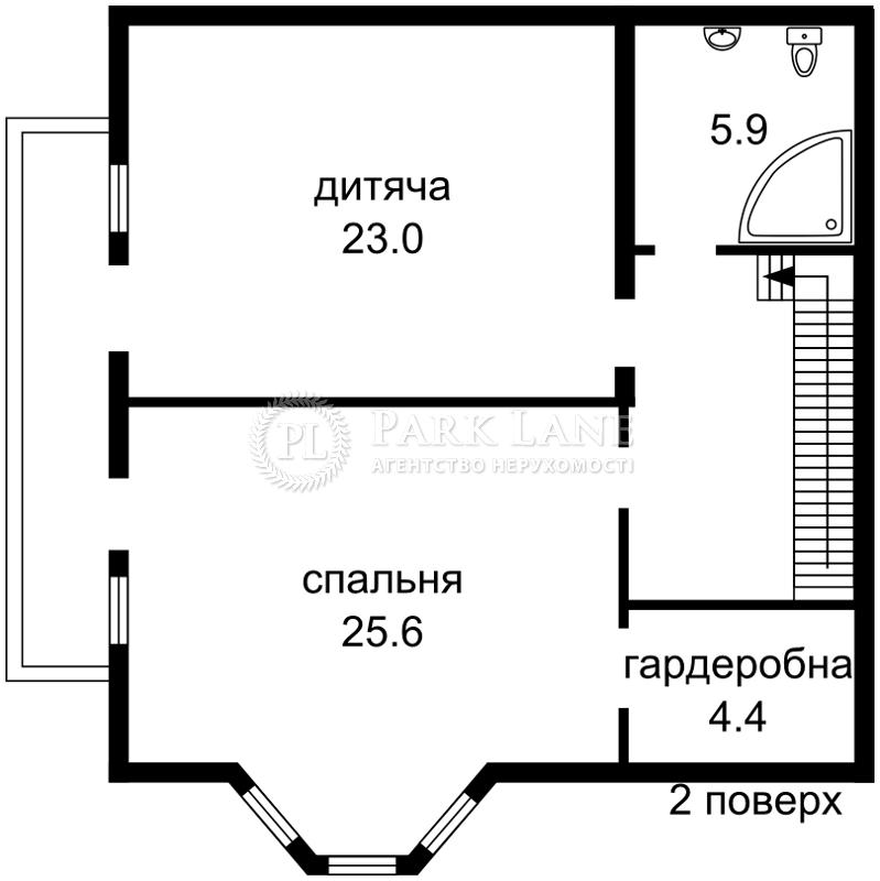 Будинок Козин (Конча-Заспа), Z-468545 - Фото 4
