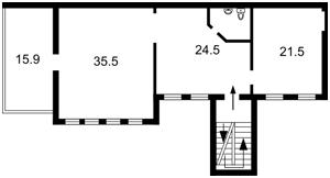 Коммерческая недвижимость, B-98139, Рейтарская, Шевченковский район