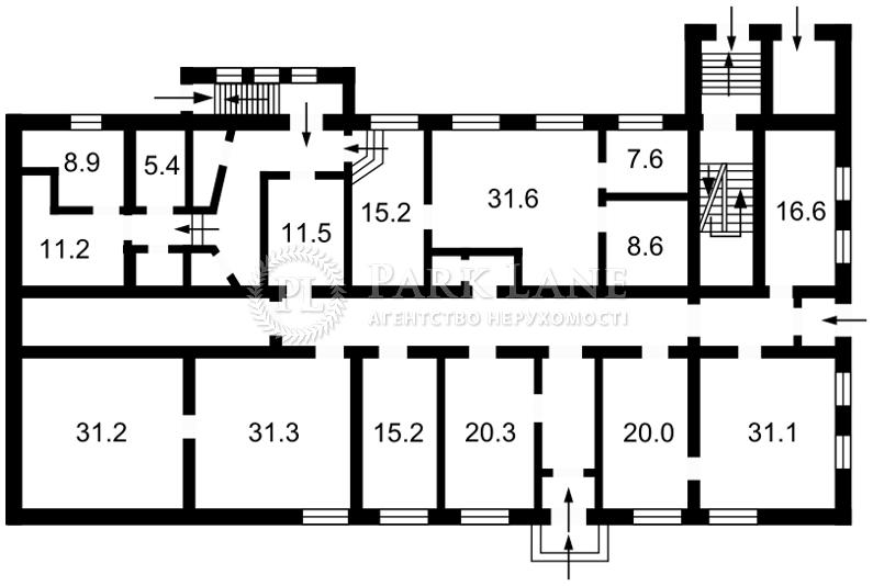 Офис, ул. Стельмаха Михаила, Киев, R-18885 - Фото 2