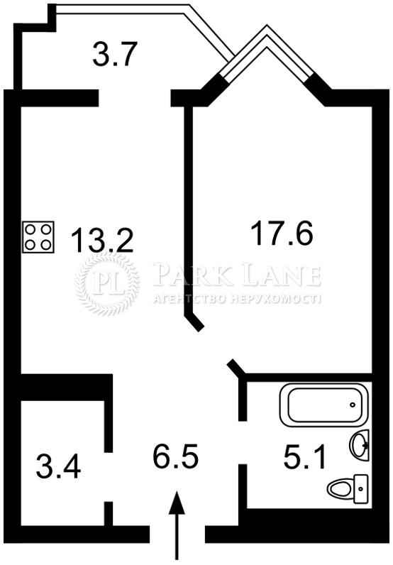Квартира L-25880, Саперное Поле, 14/55, Киев - Фото 7
