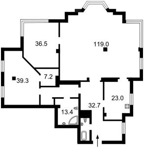 Квартира J-26922, Грушевського М., 9а, Київ - Фото 6