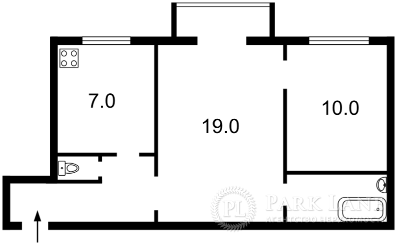 Квартира вул. Велика Васильківська, 112, Київ, Z-488937 - Фото 2
