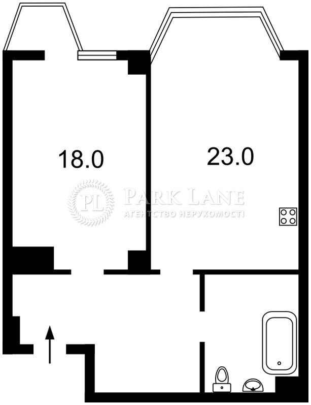 Квартира ул. Ломоносова, 71г, Киев, R-23617 - Фото 2