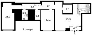 Офіс, B-98295, Чорновола Вячеслава, Київ - Фото 4