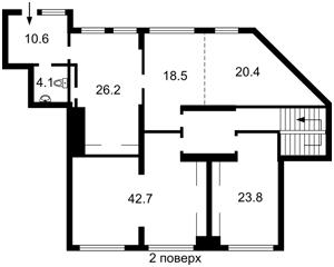 Офіс, B-98295, Чорновола Вячеслава, Київ - Фото 5
