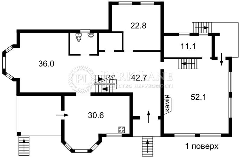 Будинок Лютіж, Z-338718 - Фото 1