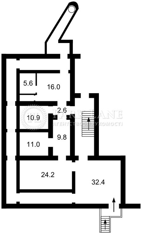 Нежилое помещение, Хмельницкого Богдана, Киев, R-22823 - Фото 2