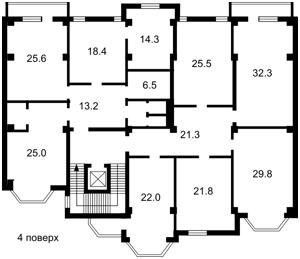 Нежилое помещение, I-29635, Франко Ивана, Киев - Фото 3