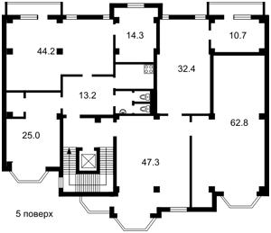 Нежилое помещение, I-29634, Франко Ивана, Киев - Фото 7
