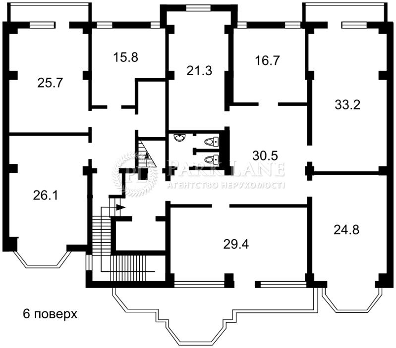 Нежилое помещение, I-29634, Франко Ивана, Киев - Фото 8