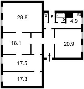 Квартира K-27311, Хрещатик, 15, Київ - Фото 7