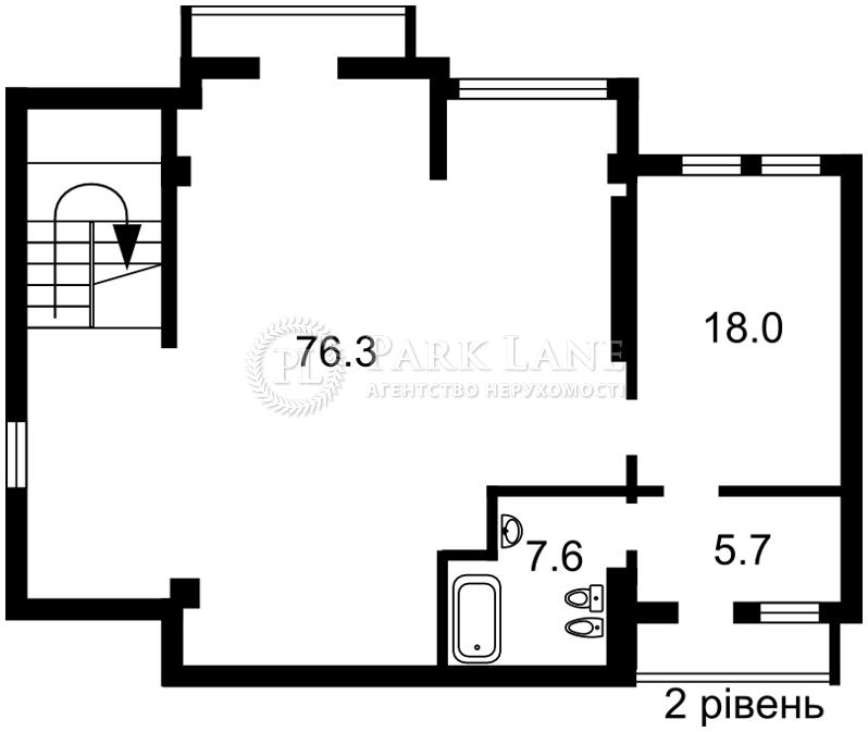 Квартира N-20544, Спасская, 5, Киев - Фото 5