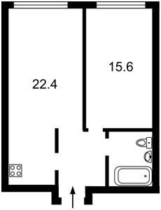 Квартира I-29655, Липкивского Василия (Урицкого), 16г, Киев - Фото 4