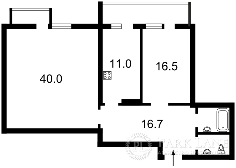 Квартира Z-501171, Коновальца Евгения (Щорса), 44а, Киев - Фото 6