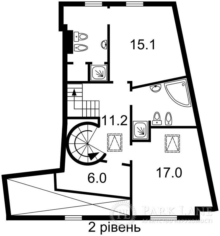 Квартира вул. Франка Івана, 4, Київ, Z-1085522 - Фото 3