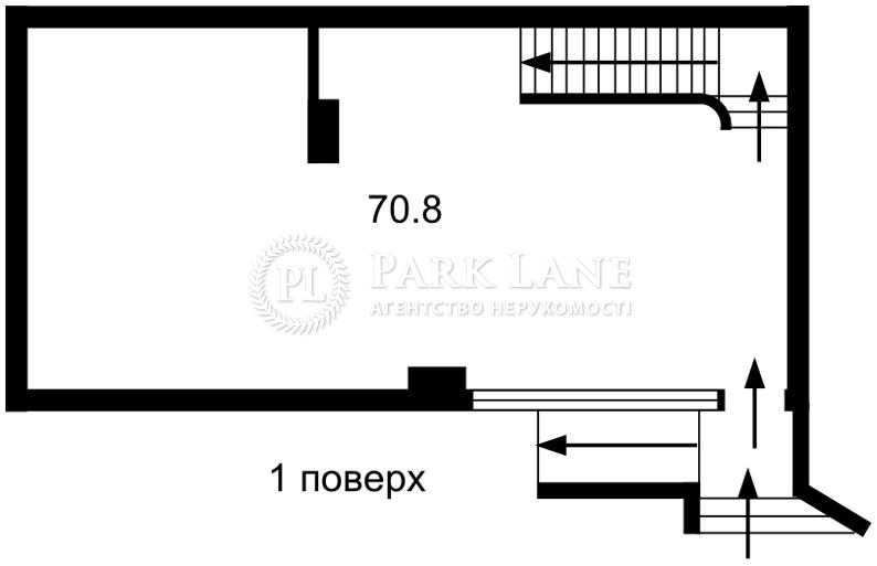 Торгово-офисное помещение, ул. Липкивского Василия (Урицкого), Киев, R-23991 - Фото 3