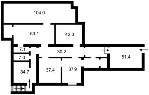 Коммерческая недвижимость, B-98485, Стуса Василия (Радгоспная), Святошинский район