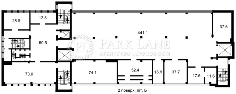 Офіс, R-13695, Гонгадзе (Машинобудівна), Київ - Фото 7