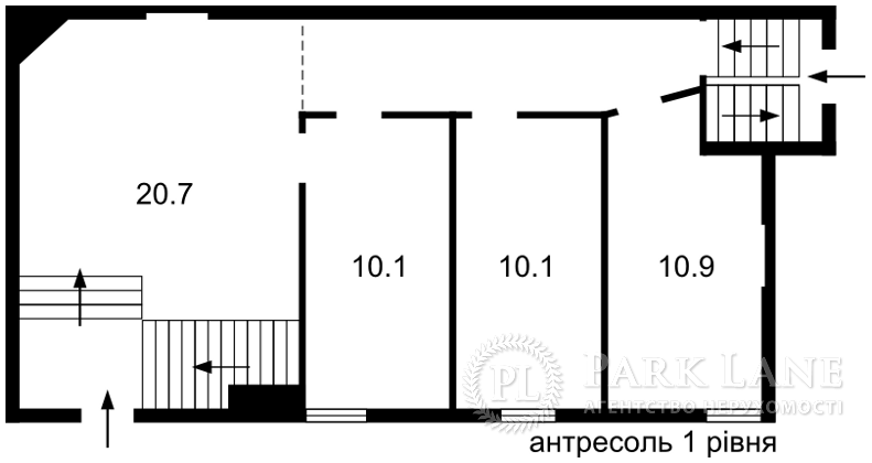 Офис, ул. Михайловская, Киев, J-27215 - Фото 3