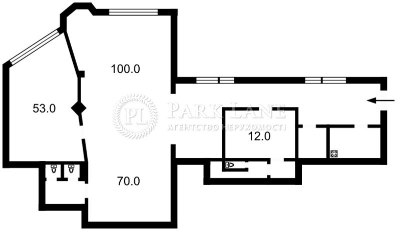 Нежитлове приміщення, B-97513, Толстого Льва, Київ - Фото 6