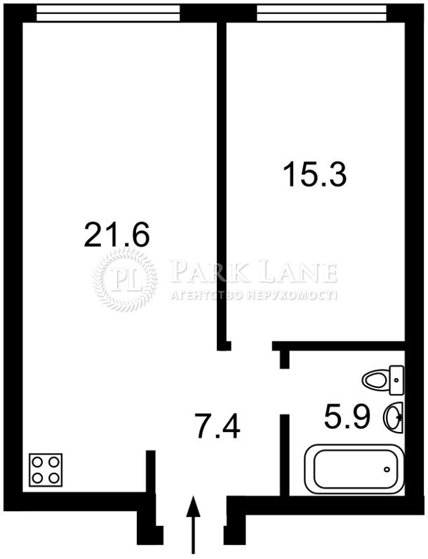 Квартира ул. Липкивского Василия (Урицкого), 16в, Киев, R-11691 - Фото 2