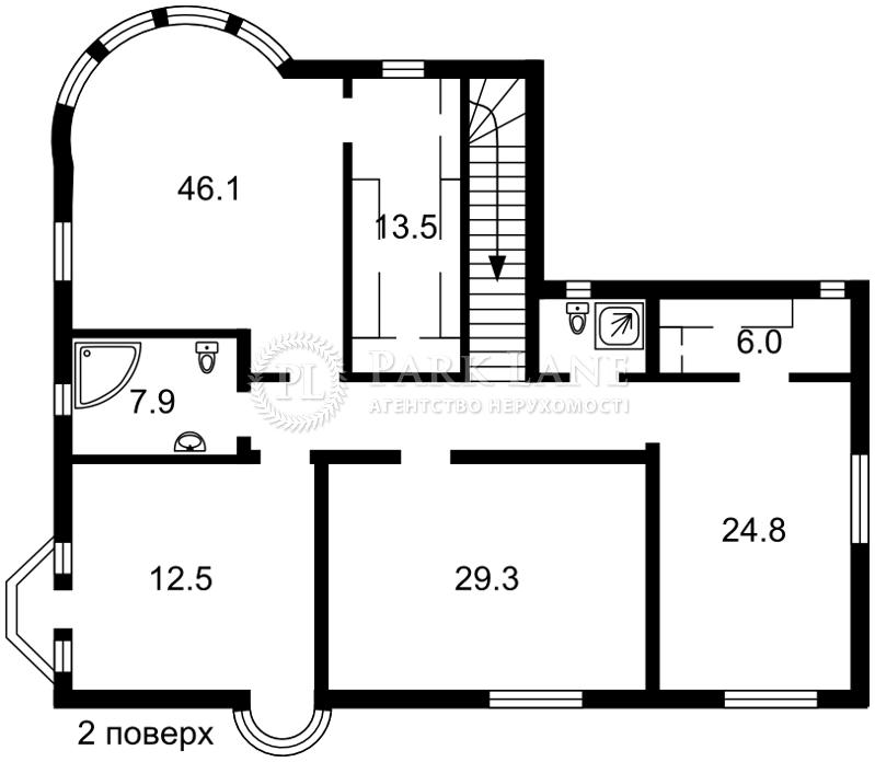 Нежилое помещение, ул. Садовая (Осокорки), Киев, R-24764 - Фото 4