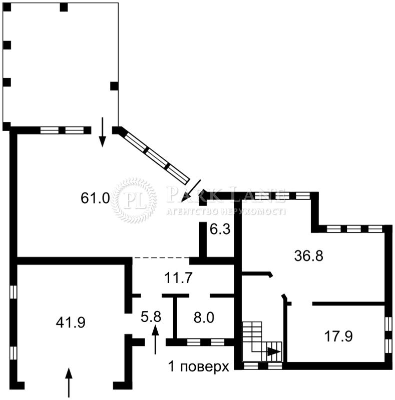 Дом J-27244, Казацкая, Гатное - Фото 6