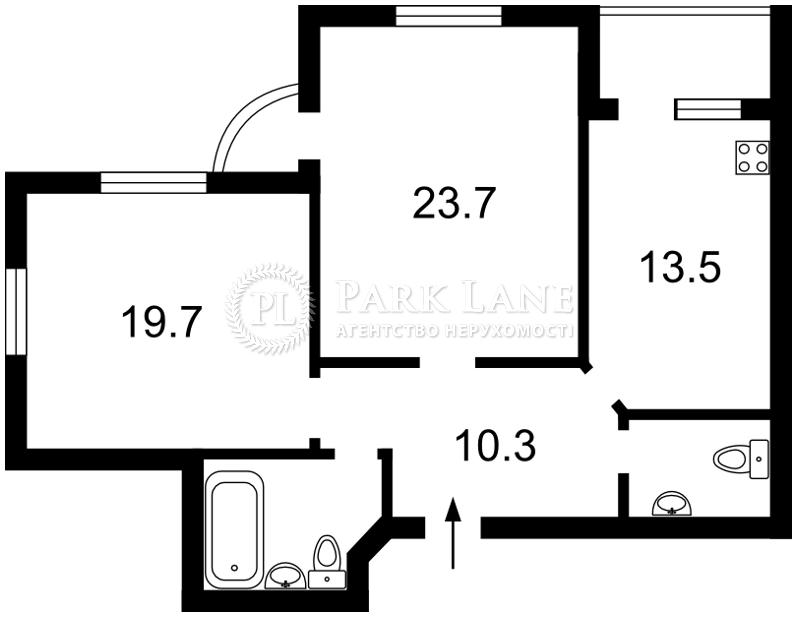 Квартира Z-502618, Чаадаева Петра, 2в, Киев - Фото 5