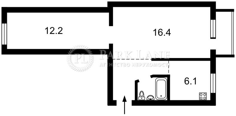 Квартира Z-391831, Волгоградская, 41, Киев - Фото 3