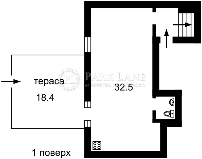 Квартира Столичное шоссе, 149, Козин (Конча-Заспа), K-27664 - Фото 2