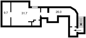 Нежилое помещение, Z-1694273, Бажана Николая просп., Киев - Фото 3