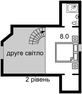 Квартира N-20667, Хмельницкого Богдана, 32, Киев - Фото 6
