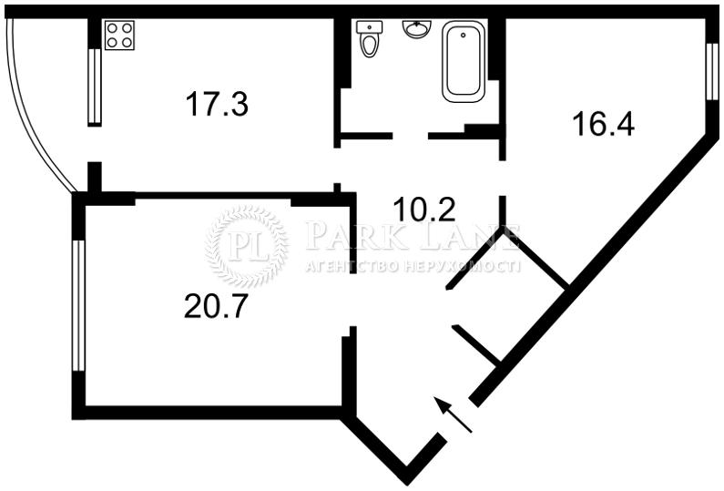Квартира I-29855, Черновола Вячеслава, 29а, Киев - Фото 4