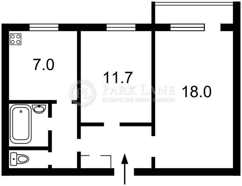 Квартира J-27356, Правды просп., 70а, Киев - Фото 3