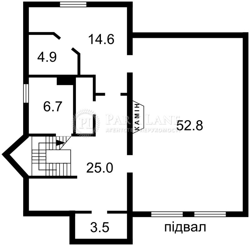 Дом Чаплыгина пер., Киев, R-20533 - Фото 2