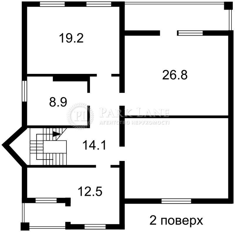 Будинок Чаплигіна пров., Київ, R-20533 - Фото 4
