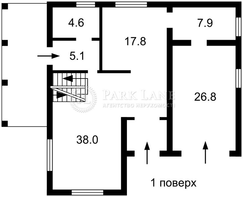 Дом Гнедин, Z-358433 - Фото 2
