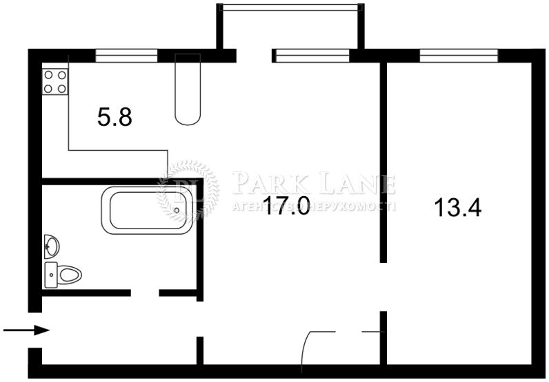 Квартира I-2009, Победы просп., 1, Киев - Фото 4