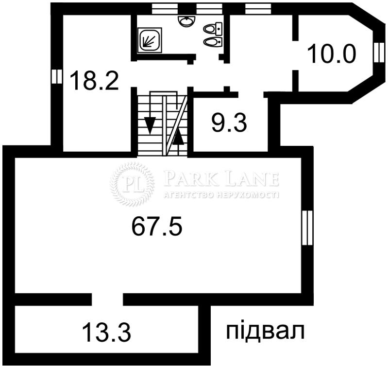Дом ул. Зверинецкая, Киев, K-27796 - Фото 2