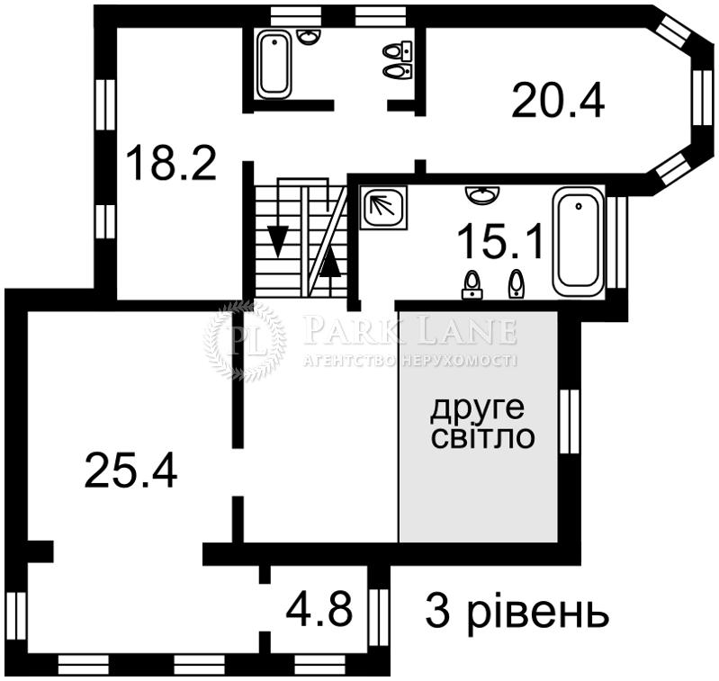 Дом ул. Зверинецкая, Киев, K-27796 - Фото 5
