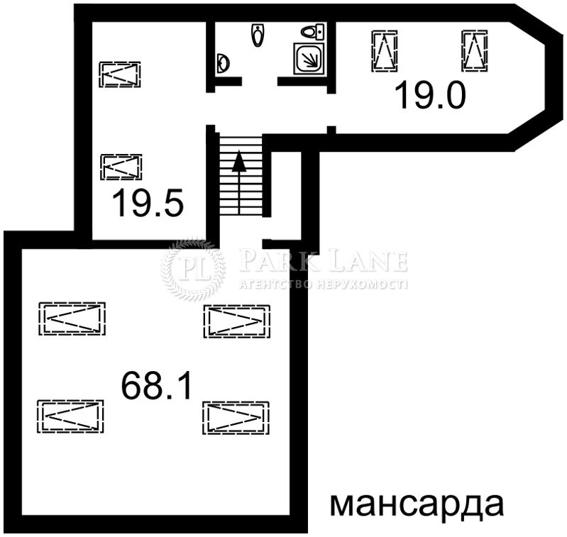 Дом ул. Зверинецкая, Киев, K-27796 - Фото 6