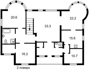 Будинок B-98761, Хлепча - Фото 6