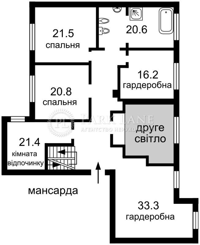 Квартира ул. Большая Житомирская, 8а, Киев, N-20830 - Фото 3