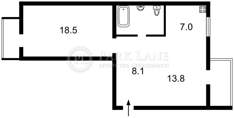 Квартира Z-93829, Кловский спуск, 6, Киев - Фото 3