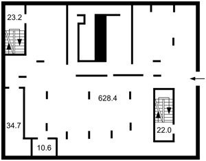 Коммерческая недвижимость, R-25786, Щербаковского Даниила (Щербакова), Шевченковский район