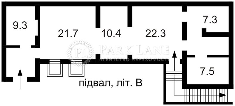 Нежитлове приміщення, вул. Велика Васильківська, Київ, Z-190582 - Фото 3