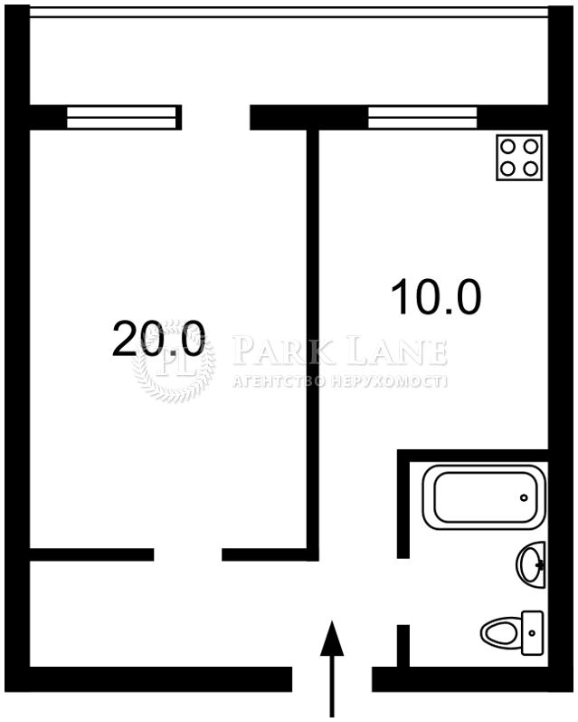 Квартира B-98177, Туманяна Ованеса, 8, Киев - Фото 2